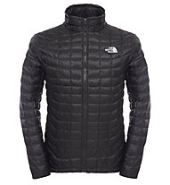 The North Face Thermoball Full Zip giacca trekking, TNF Black