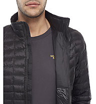 The North Face Thermoball Full Zip Jacke, TNF Black