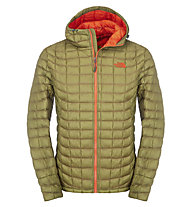 The North Face Thermoball Kapuzenjacke, G.I.Green
