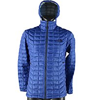 The North Face Thermoball giacca con cappuccio, Monster Blue