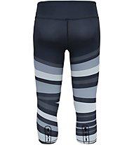 The North Face Motivation Printed Crop Legging - Trainingshose - Damen, Grey