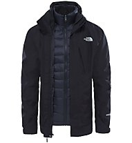 The North Face Mountain Light Triclimate - Doppeljacke Wandern - Herren, Black