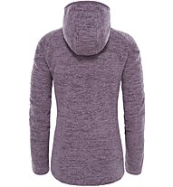 The North Face Nikster Full Zip - Fleecejacke mit Kapuze - Damen, Violet