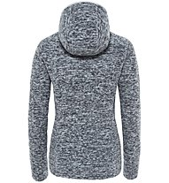 The North Face Nikster - giacca in pile - donna, Grey