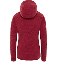 The North Face Nikster - giacca in pile - donna, Red