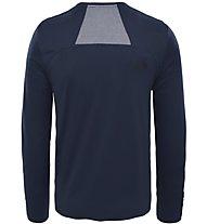 The North Face Ondras - maglia a maniche lunghe - uomo, Blue