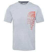 The North Face Ondras - T-Shirt Bergsport - Herren, Grey