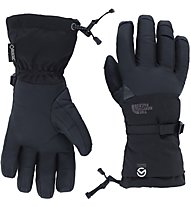The North Face Patrol Long Gauntlet - Handschuh Skitouren - Herren, Black