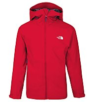 The North Face Point Five - Trekkingjacke mit Kapuze - Herren, Red