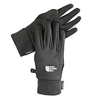 The North Face Power Stretch - guanti alpinismo - unisex, Black