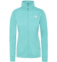 The North Face Quest Midlayer - giacca in pile - donna, Light Blue