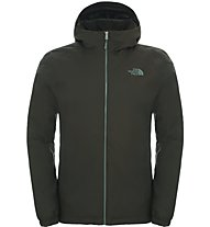 The North Face Quest insulated Jacket Giacca invernale, Green