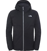 The North Face Quest insulated Jacket Giacca invernale, Black