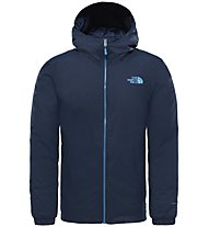 The North Face Quest insulated - giacca invernale - uomo, Blue