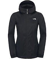 The North Face Quest Insulated Jacket Damen Hardshelljacke, Black