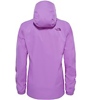 The North Face Quest Insulated - Giacca con cappuccio trekking - donna, Violet