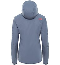 The North Face Quest Insulated - giacca con cappuccio - donna, Grey