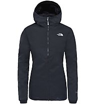 The North Face Quest Insulated - giacca con cappuccio - donna, Black