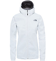 The North Face Quest - Hardshelljacke Trekking - Frauen, White