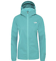 The North Face Quest - Hardshelljacke Trekking - Frauen, Green