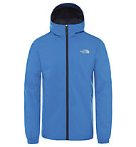 The North Face Quest - giacca hardshell con cappuccio - uomo, Blue