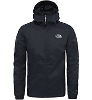 The North Face Quest - giacca hardshell con cappuccio - uomo, Black