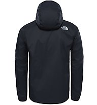 The North Face Quest - Hardshelljacke mit Kapuze - Herren, Black
