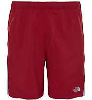 The North Face Reactor Short - kurze Trainingshose - Herren, Red