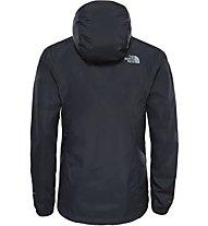 The North Face Resolve 2 - giacca antipioggia - donna, Black