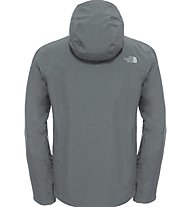 The North Face Sangro Jacket Herren Regenjacke, Grey