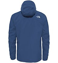 The North Face Sangro Jacket Herren Regenjacke, Blue