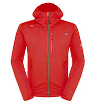 The North Face Men's Snorkie Hoodie, Valencia Orange