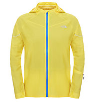 The North Face Storm Stow Jacket M - Laufjacke, Light Yellow
