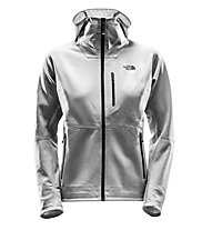 The North Face Summit L2 Jacket giacca in pile donna, Grey