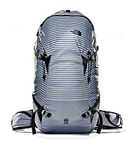 The North Face Alpin 50 - Rucksack, Mid Grey/TNF Black