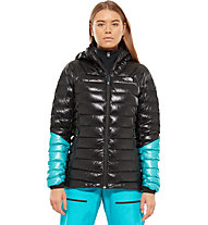 The North Face Summit L3 - Daunenjacke mit Kapuze - Damen, Black/Light Blue
