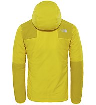The North Face Summit L3 Ventrix - Kapuzenjacke Skitour - Herren, Yellow