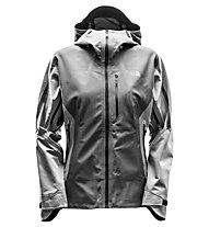 The North Face Summit L5 Hardshell-Jacke Damen, Grey