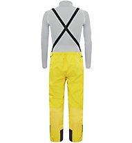 The North Face Summit L5 GTX Bib Pro - Pantaloni lunghi Hardshell scialpinismo - uomo, Yellow