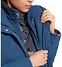The North Face Suzanne Triclimate - Winter-Doppeljacke mit Kapuze - Damen, Blue