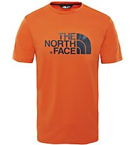 The North Face Tanken - Wander- und Trekkingshirt - Herren, Orange