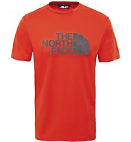 The North Face Tanken - Wander- und Trekkingshirt - Herren, Light Red