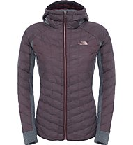 The North Face Thermoball Gordon Lyons Giacca in pile donna, Brown