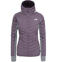 The North Face Thermoball Gordon Lyons - Giacca in pile trekking - donna, Violet