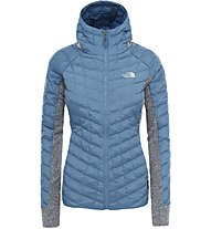 The North Face Thermoball Gordon Lyons - giacca in pile trekking - donna, Blue