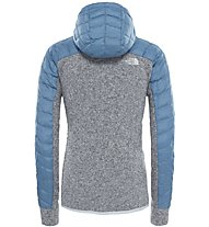 The North Face Thermoball Gordon Lyons - Fleecejacke Wandern - Damen, Blue