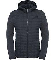 The North Face Thermoball Gordon Lyons - giacca ibrida alipinismo - uomo, Black