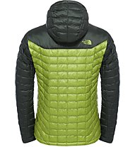 The North Face Thermoball - Primaloft- und Thermoballjacke mit Kapuze - Herren, Green