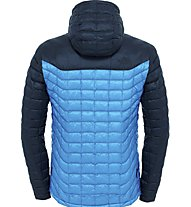 The North Face Thermoball Hoodie Uomo Primaloft Thermoball Giacca con cappuccio, Blue