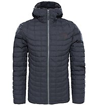 The North Face Thermoball - Primaloft- und Thermoballjacke mit Kapuze - Herren, Black